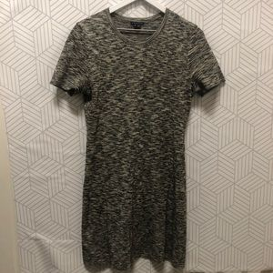 Theory Marble knit dress size Large